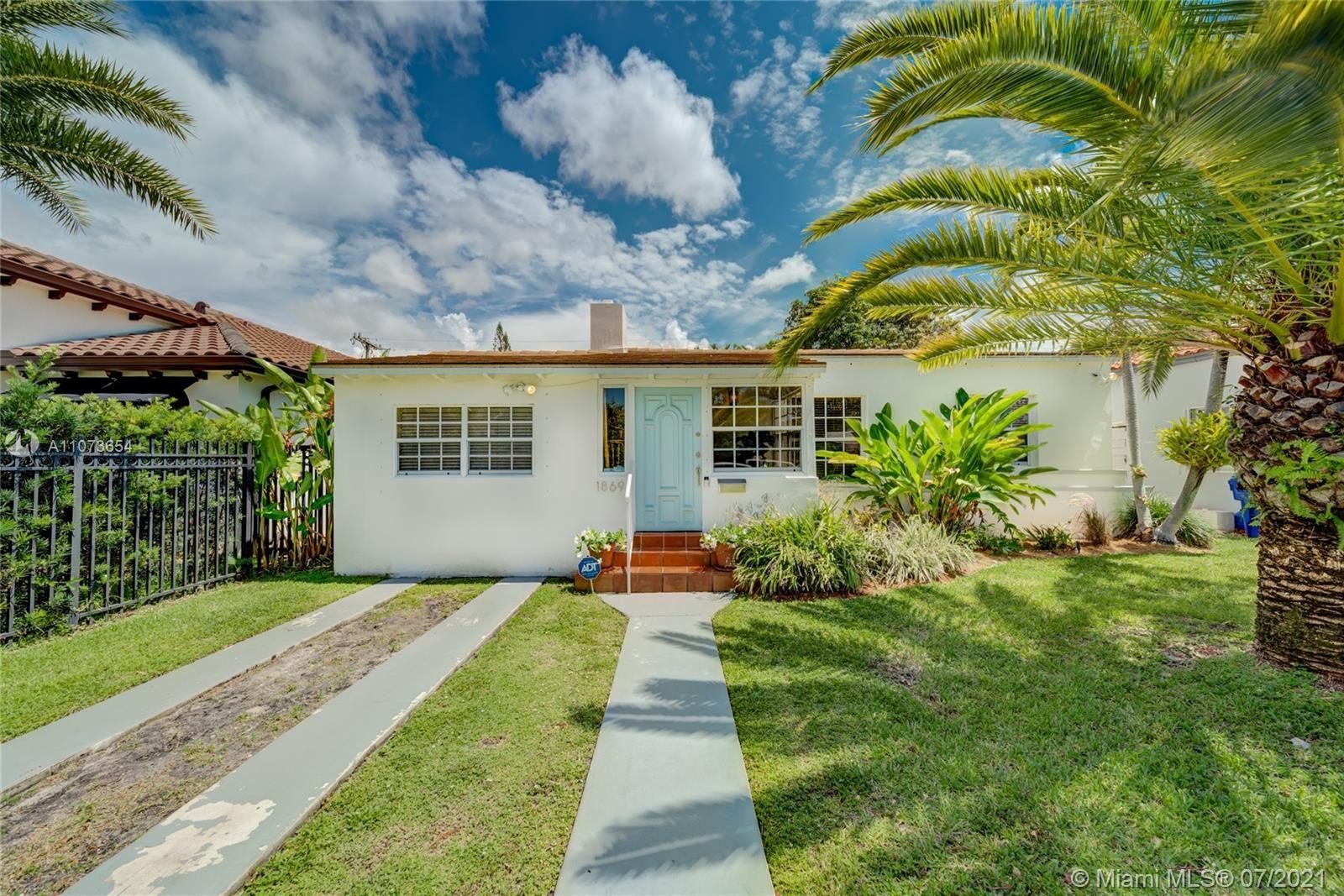 1869 SW 14 St, Miami, FL 33145 - #: A11073654