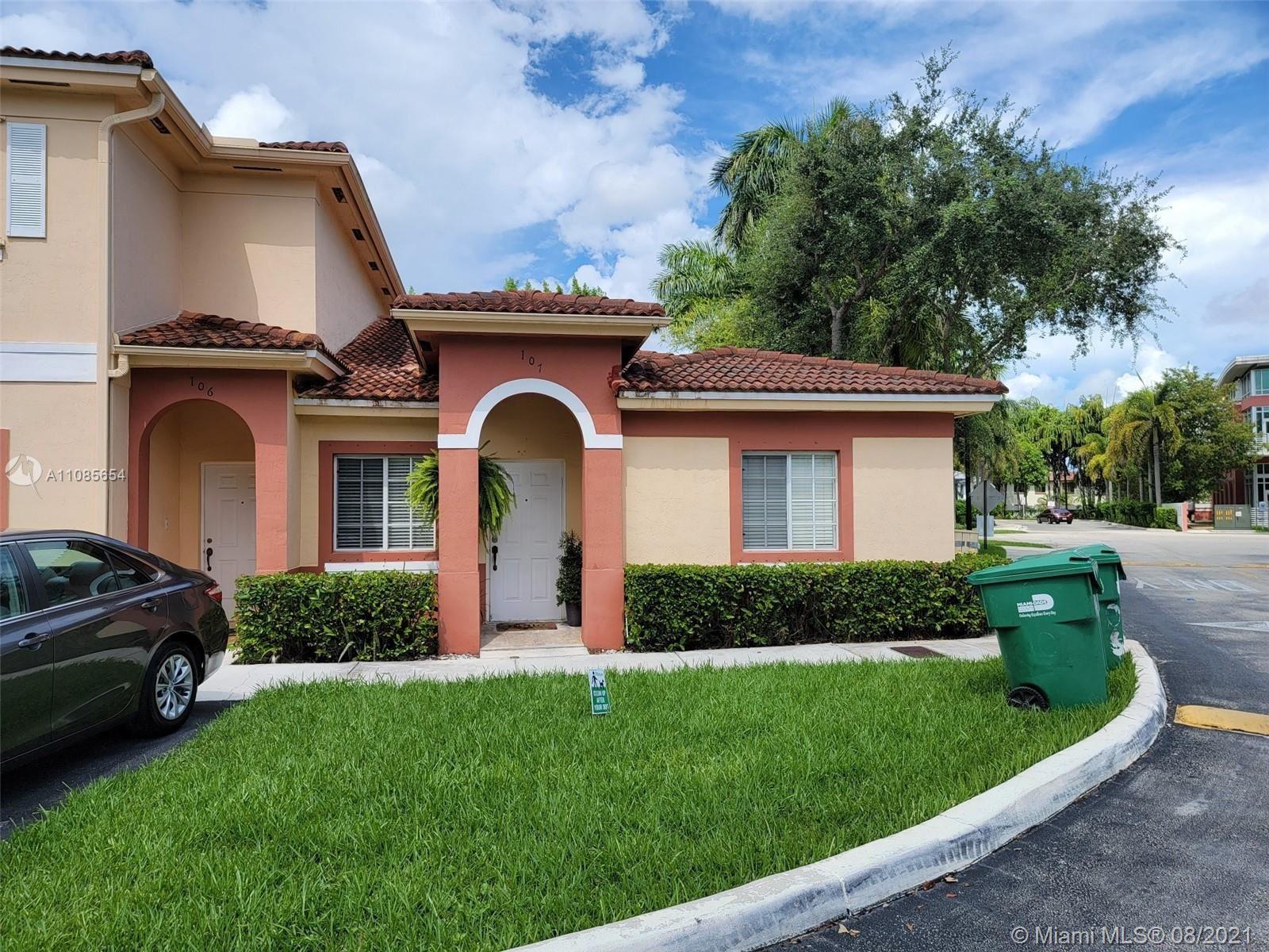 8440 SW 150th Ave #7, Miami, FL 33193 - #: A11085654