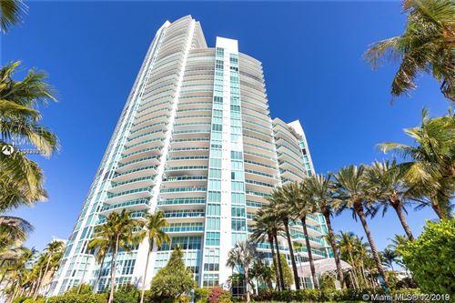 Photo of 1000 S Pointe Dr #908, Miami Beach, FL 33139 (MLS # A10739655)