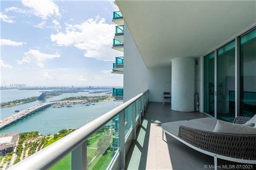Photo of 900 Biscayne Blvd #5608, Miami, FL 33132 (MLS # A11069655)