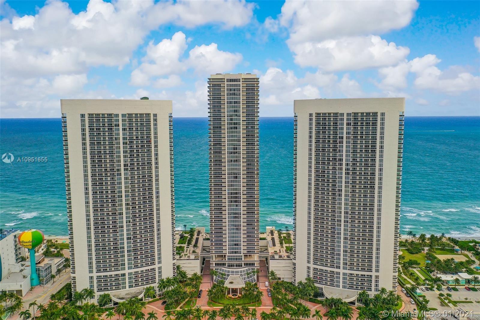 1800 S Ocean Dr #907, Hallandale Beach, FL 33009 - #: A10951655