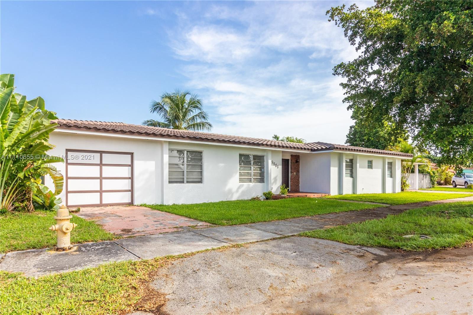 9661 SW 17th St, Miami, FL 33165 - #: A11110655