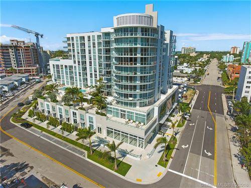 Photo of 401 N Birch Rd #706, Fort Lauderdale, FL 33304 (MLS # A10573656)