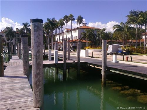 Photo of Listing MLS a10704656 in 1 Fisher Island Dr Slip-31 Miami Beach FL 33109