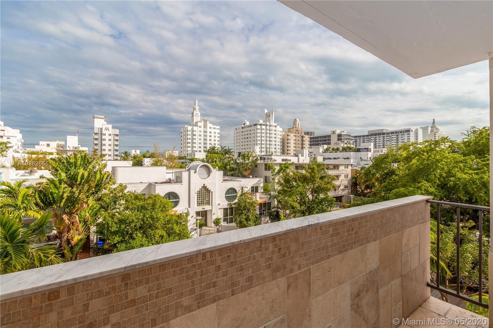 1750 James Ave #4D, Miami Beach, FL 33139 - #: A10862656