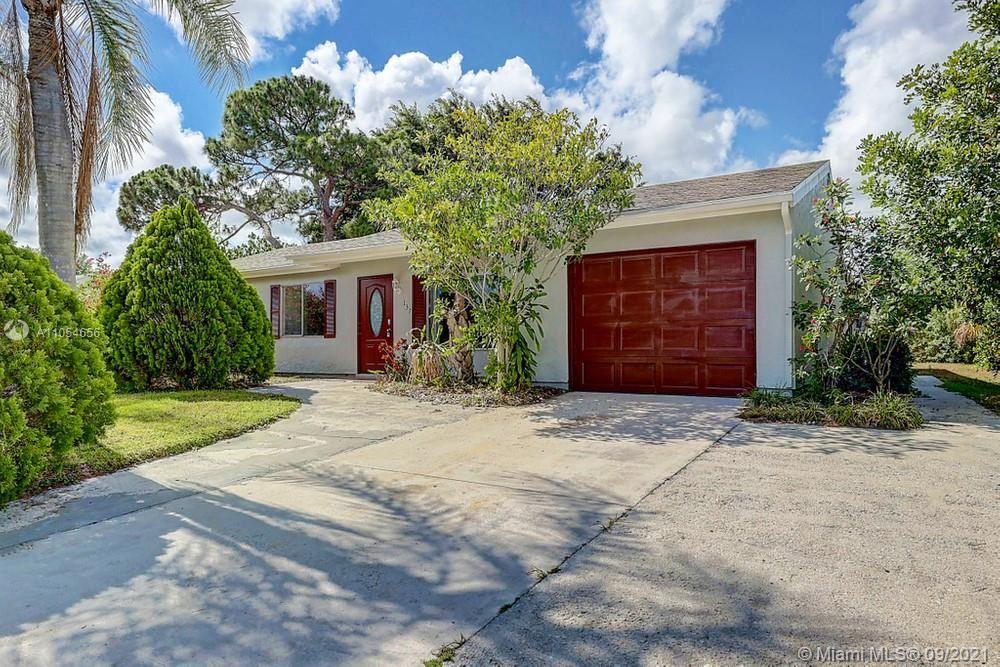 137 SW Evans Avenue, Port Saint Lucie, FL 34984 - #: A11054656