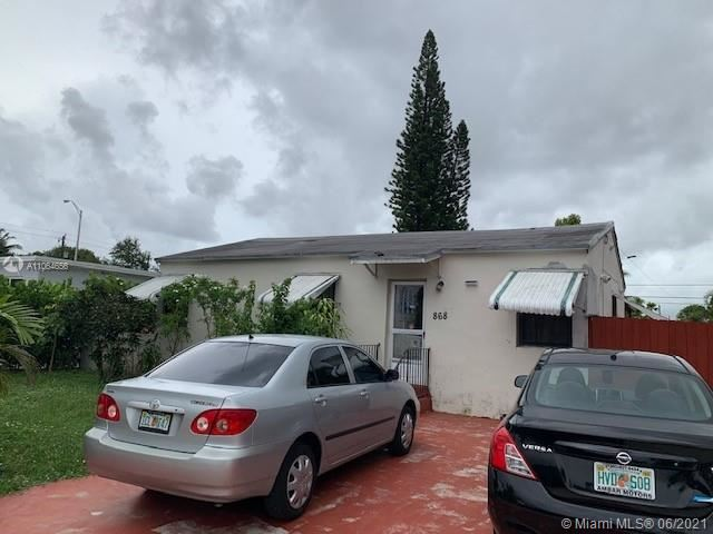 868 E 23rd St, Hialeah, FL 33013 - #: A11064656