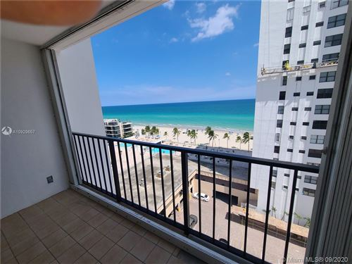 Photo of 2401 S Ocean Dr #1101, Hollywood, FL 33019 (MLS # A10929657)