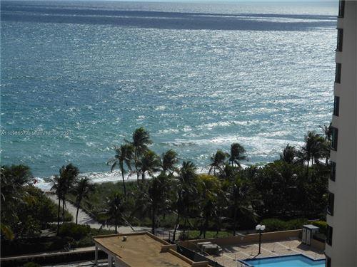 Photo of 10185 COLLINS AV #1410, Bal Harbour, FL 33154 (MLS # A11098657)