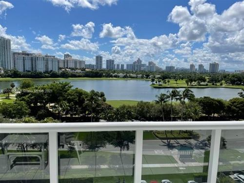 Photo of 3675 N Country Club Dr #906, Aventura, FL 33180 (MLS # A11114657)