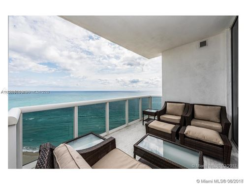 Photo of 18201 Collins Ave #3308, Sunny Isles Beach, FL 33160 (MLS # A11116657)