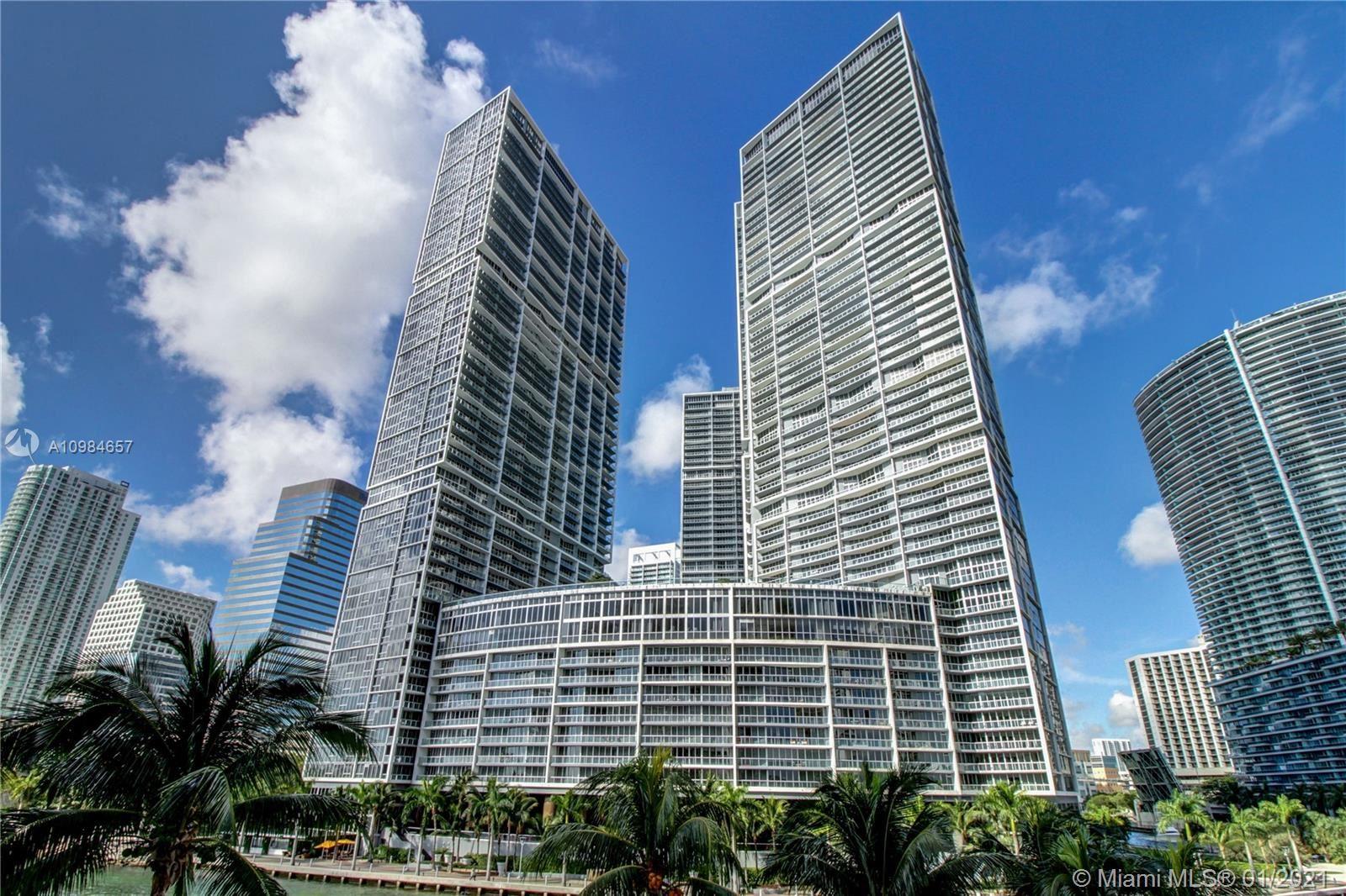 Photo of 475 Brickell Ave #4515, Miami, FL 33131 (MLS # A10984657)