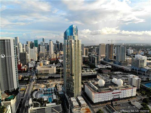Photo of 851 NE 1 Ave #2512, Miami, FL 33132 (MLS # A10759658)