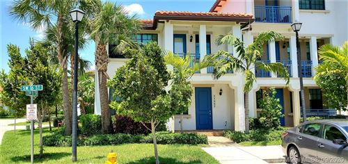 Photo of Listing MLS a10858658 in 11357 SW 15th St Pembroke Pines FL 33025