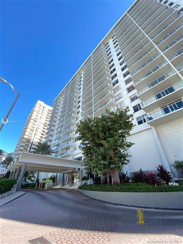 Photo of 5701 Collins Ave #1607, Miami Beach, FL 33140 (MLS # A10989658)