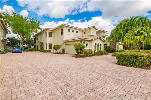 Photo of 7551 Old Thyme Ct #15A, Parkland, FL 33076 (MLS # A11012658)