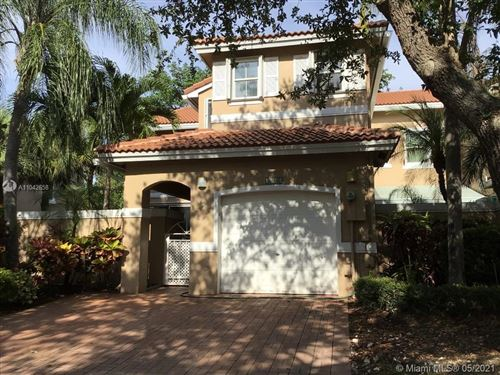 Photo of 1245 Weeping Willow Way #1245, Hollywood, FL 33019 (MLS # A11042658)
