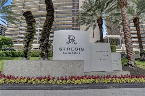 Photo of 9705 Collins Ave #705N, Bal Harbour, FL 33154 (MLS # A11048658)