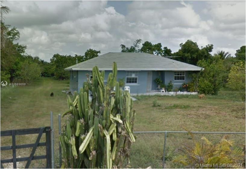 39001 SW 209th Ave, Homestead, FL 33034 - #: A11089658