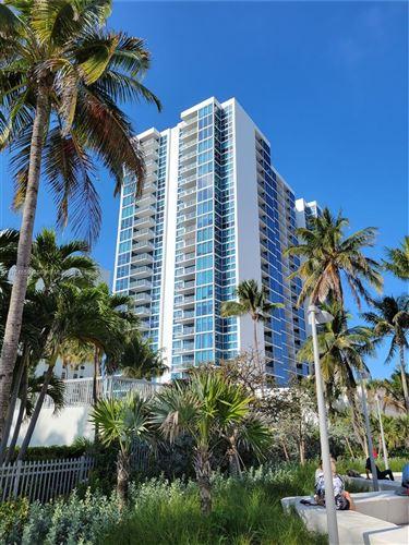 Photo of Listing MLS a10764659 in 2655 Collins #1207 Miami Beach FL 33140