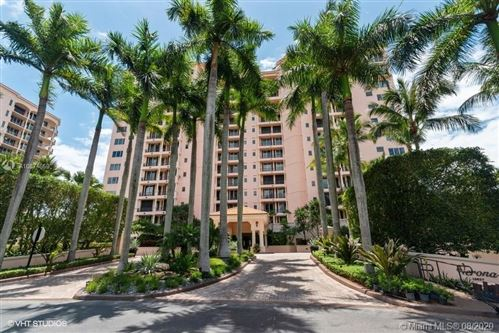 Photo of 13627 Deering Bay Dr #501, Coral Gables, FL 33158 (MLS # A10874659)