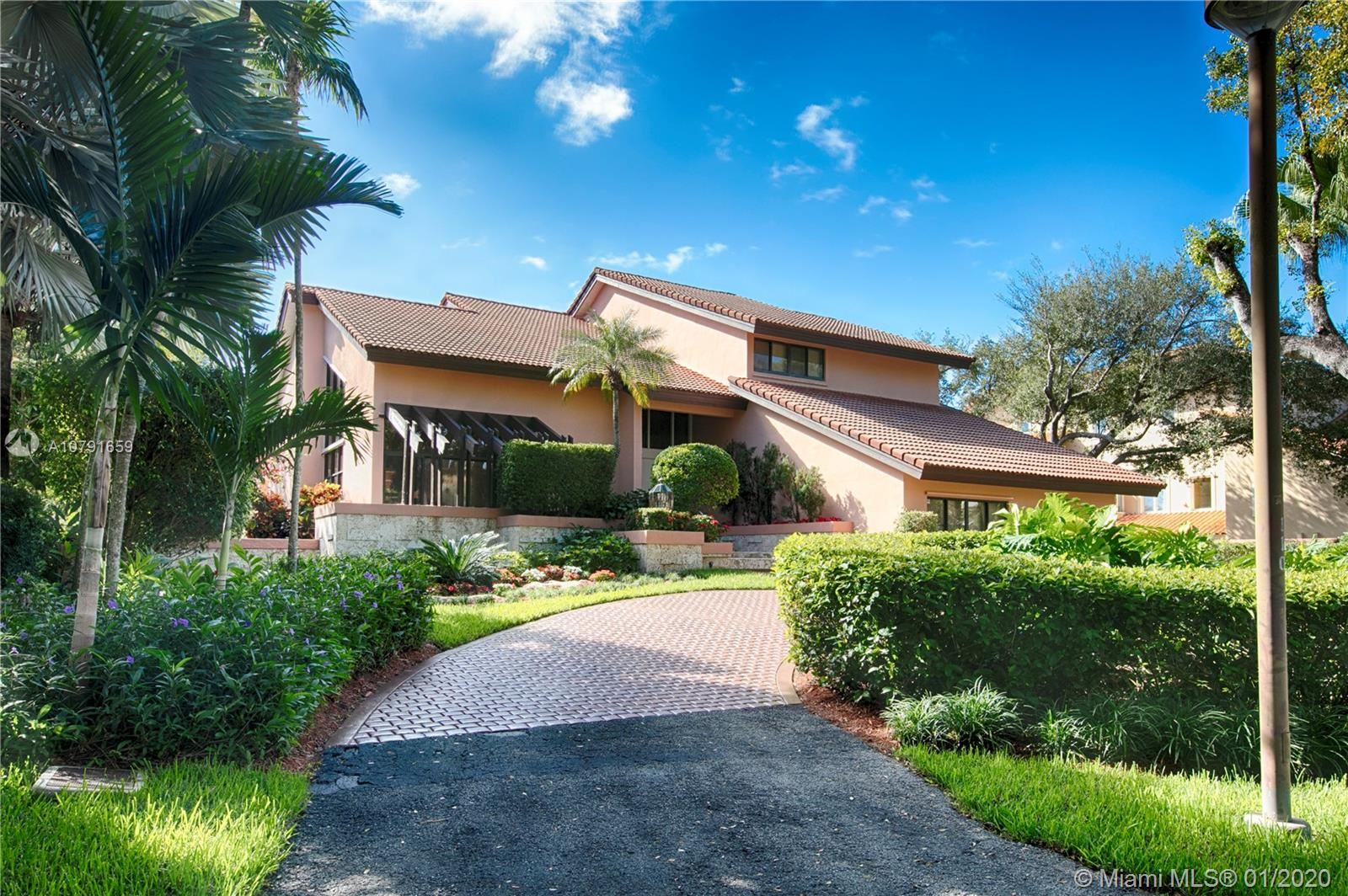 360 Costanera Rd, Coral Gables, FL 33143 - #: A10791659
