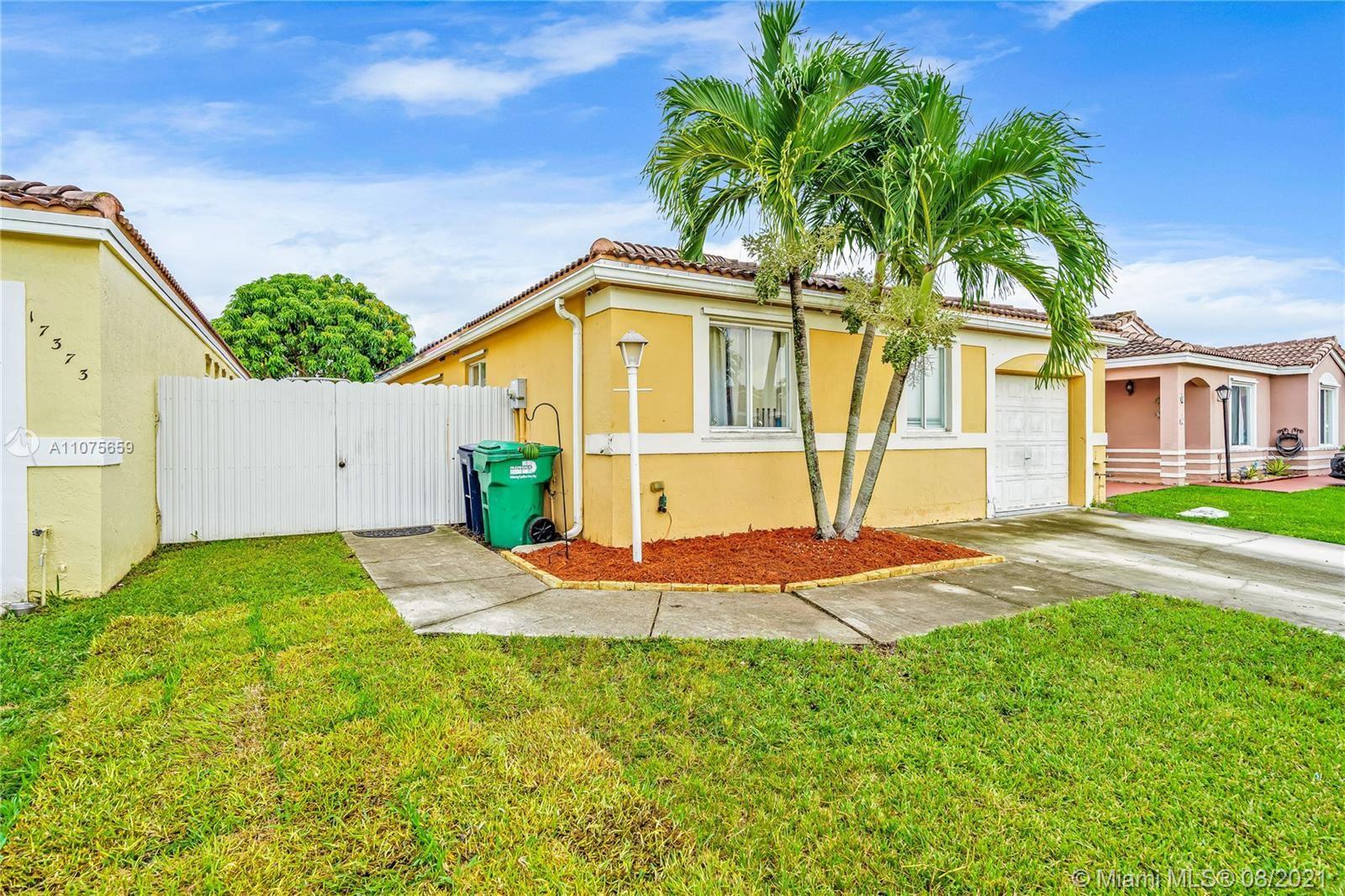 17383 SW 142nd Pl, Miami, FL 33177 - #: A11075659