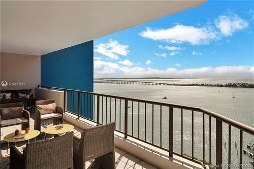 Foto de inmueble con direccion 1581 Brickell Ave #1805 Miami FL 33129 con MLS A10887660