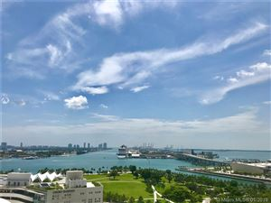 Photo of 1100 BISCAYNE BL #1703, Miami, FL 33132 (MLS # A2208660)