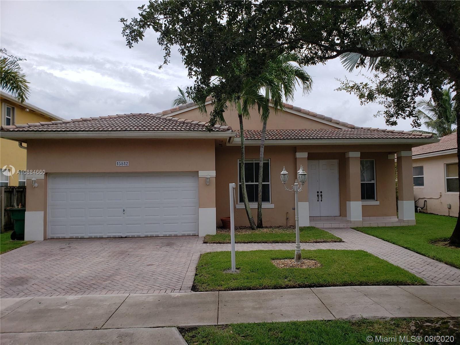 15812 SW 63rd Ter, Miami, FL 33193 - #: A10884660