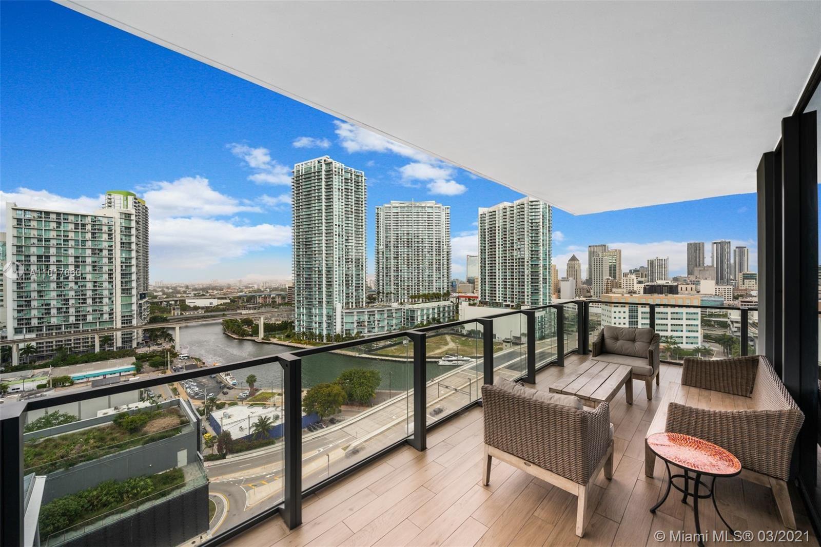 68 SE 6th St #1412, Miami, FL 33131 - #: A11017660