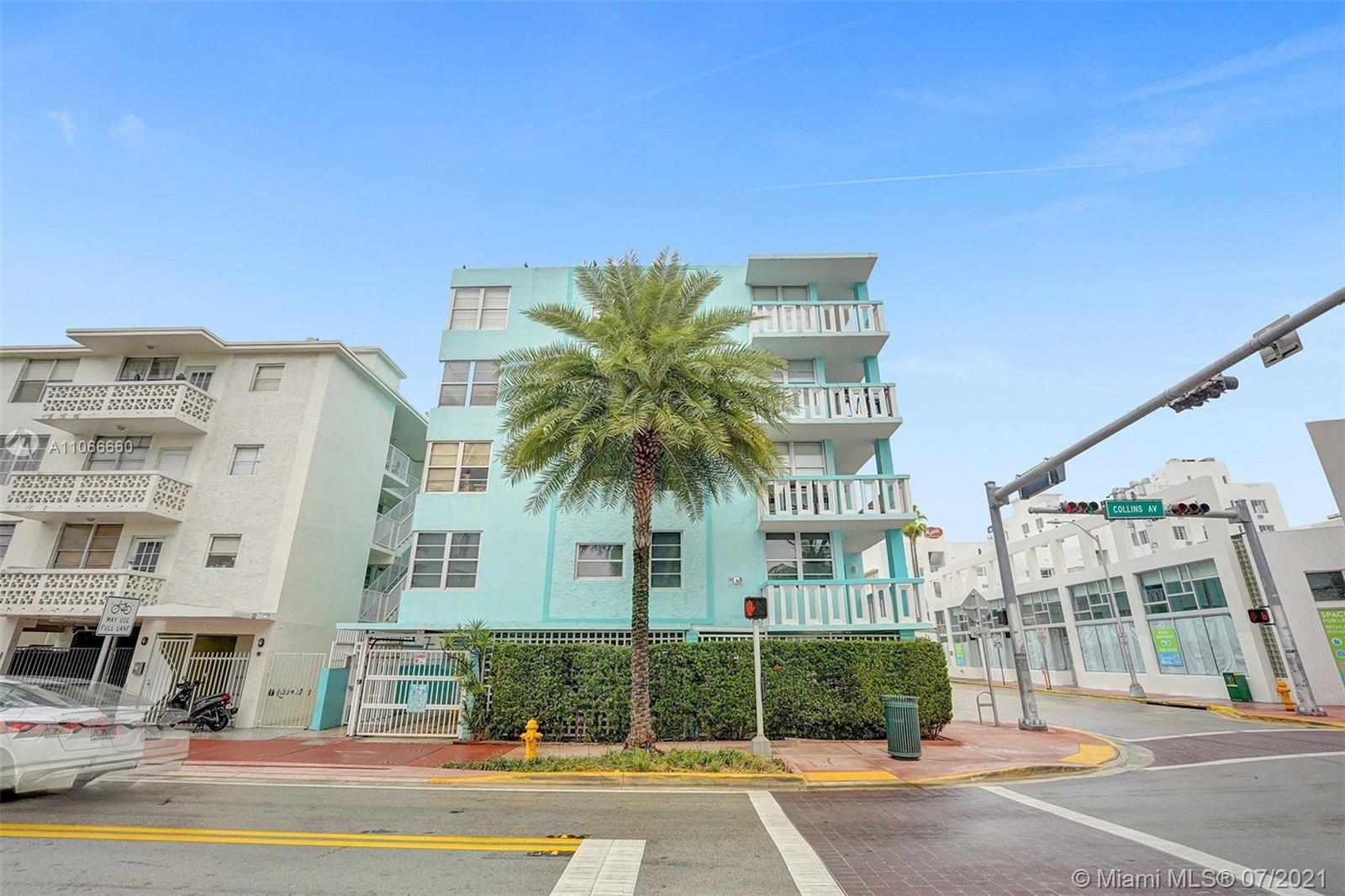 701 Collins Ave #1D, Miami Beach, FL 33139 - #: A11066660