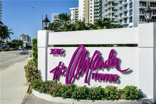 Photo of 3505 S Ocean Dr #707, Hollywood, FL 33019 (MLS # A10764661)