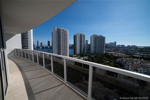 Photo of 4100 Island Blvd #1501, Aventura, FL 33160 (MLS # A10790661)