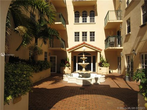 Photo of 323 Navarre Ave #101, Coral Gables, FL 33134 (MLS # A10979661)