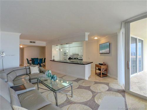 Photo of 4775 Collins Ave #1904, Miami Beach, FL 33140 (MLS # A11019661)