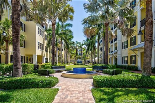 Photo of 3120 E Latitude Cir #303, Delray Beach, FL 33483 (MLS # A11063661)