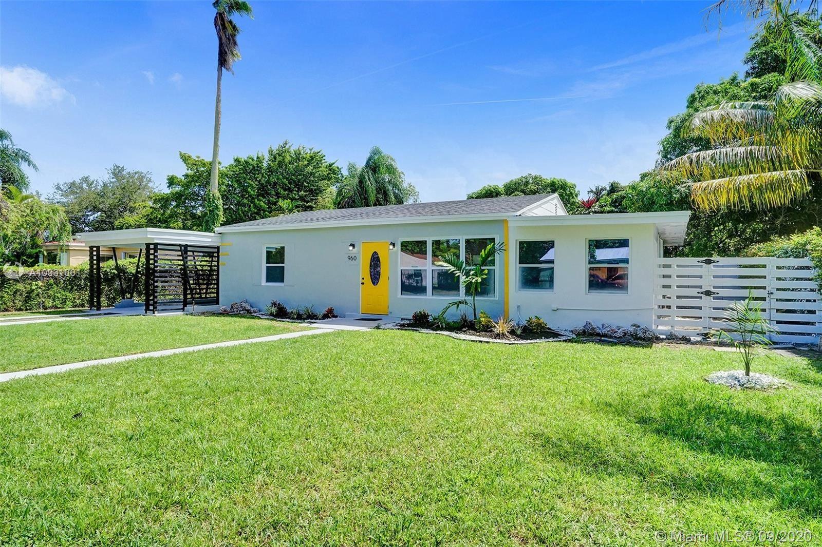 Photo of 960 NE 140th St, North Miami, FL 33161 (MLS # A10931661)