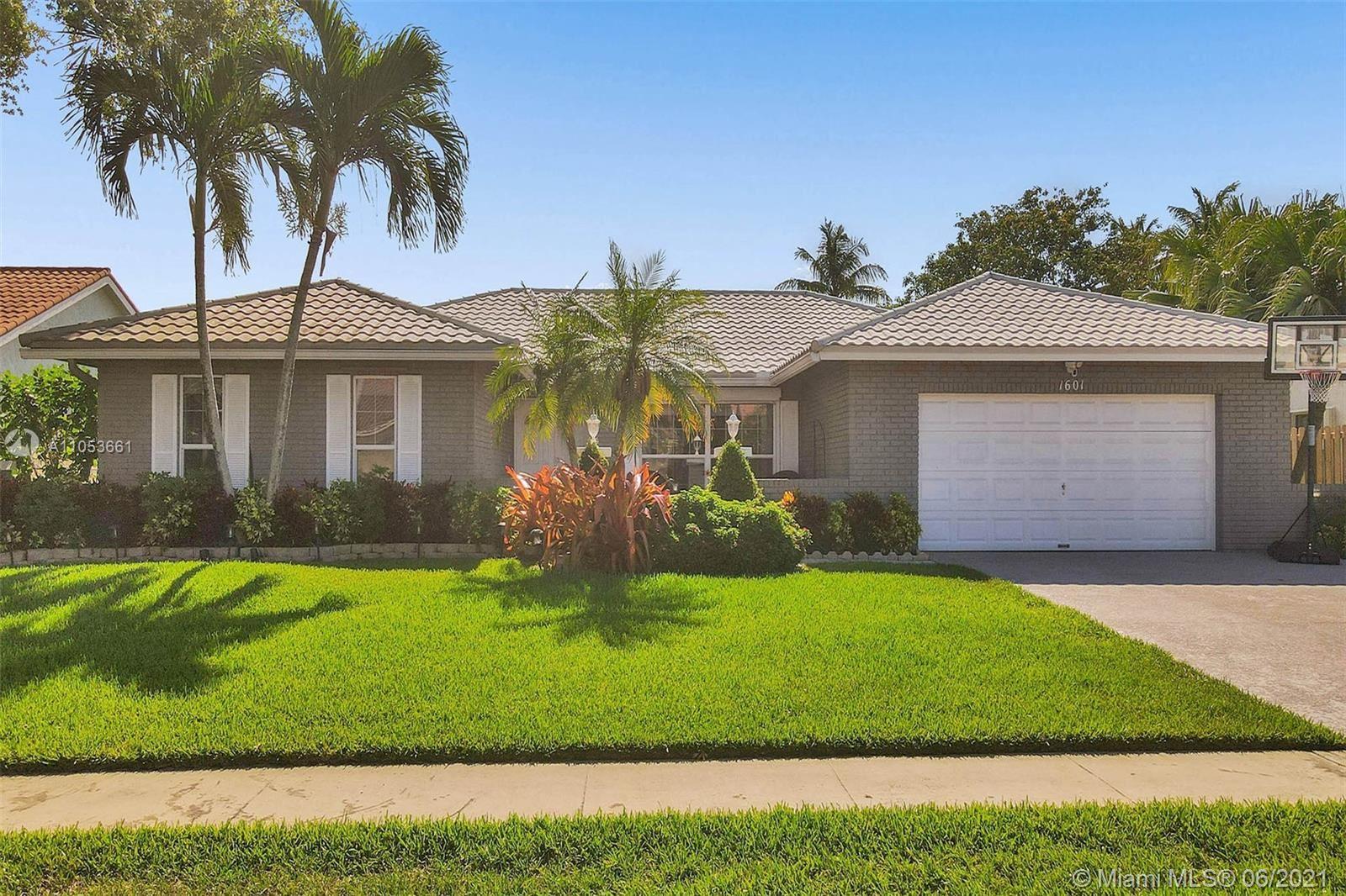 1601 NW 99th Ave, Plantation, FL 33322 - #: A11053661