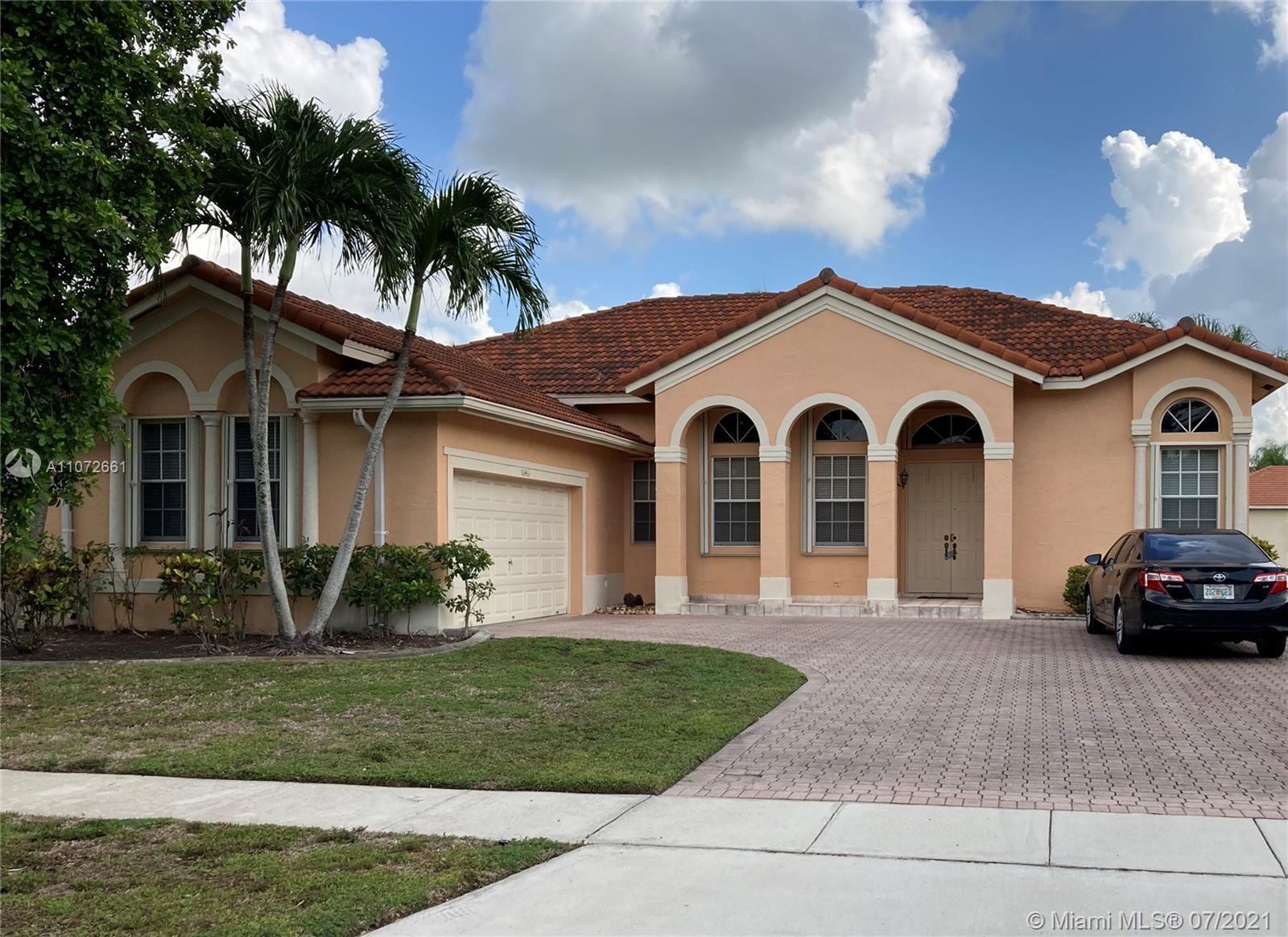 16461 NW 12th St, Pembroke Pines, FL 33028 - #: A11072661