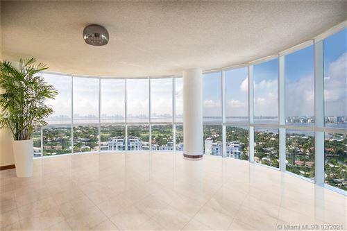 Photo of 6301 Collins Ave #LPH5, Miami Beach, FL 33141 (MLS # A10917662)