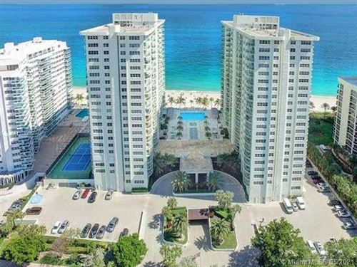 Photo of 3400 Galt Ocean Dr #1703S, Fort Lauderdale, FL 33308 (MLS # A11036662)