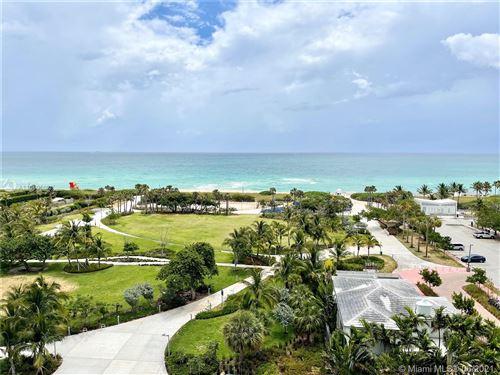 Photo of 7600 Collins Ave #1003, Miami Beach, FL 33141 (MLS # A11050662)