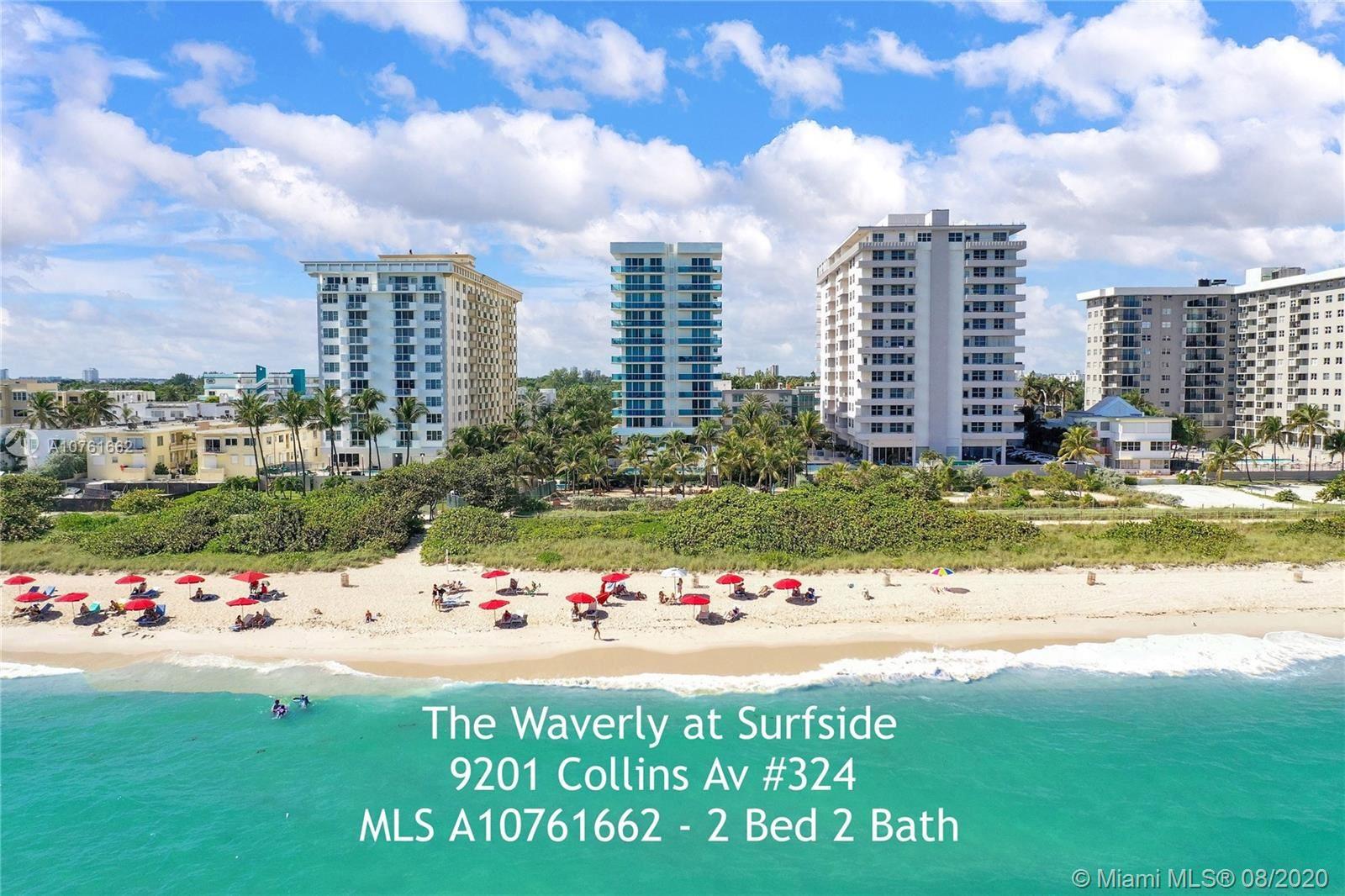 9201 Collins Ave #324, Surfside, FL 33154 - #: A10761662
