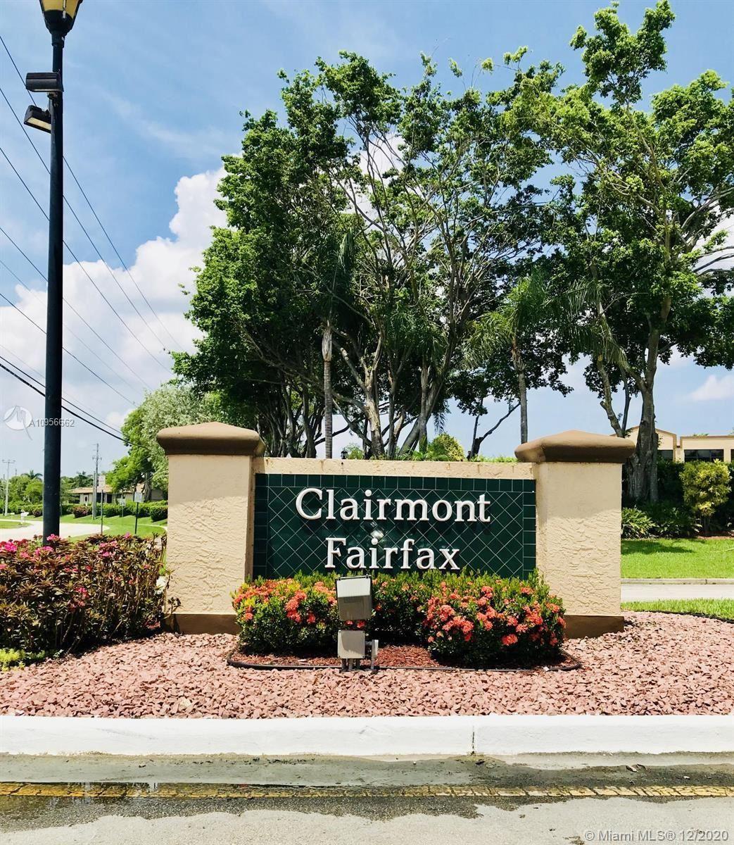 10548 E Clairmont Cir #201, Tamarac, FL 33321 - #: A10956662