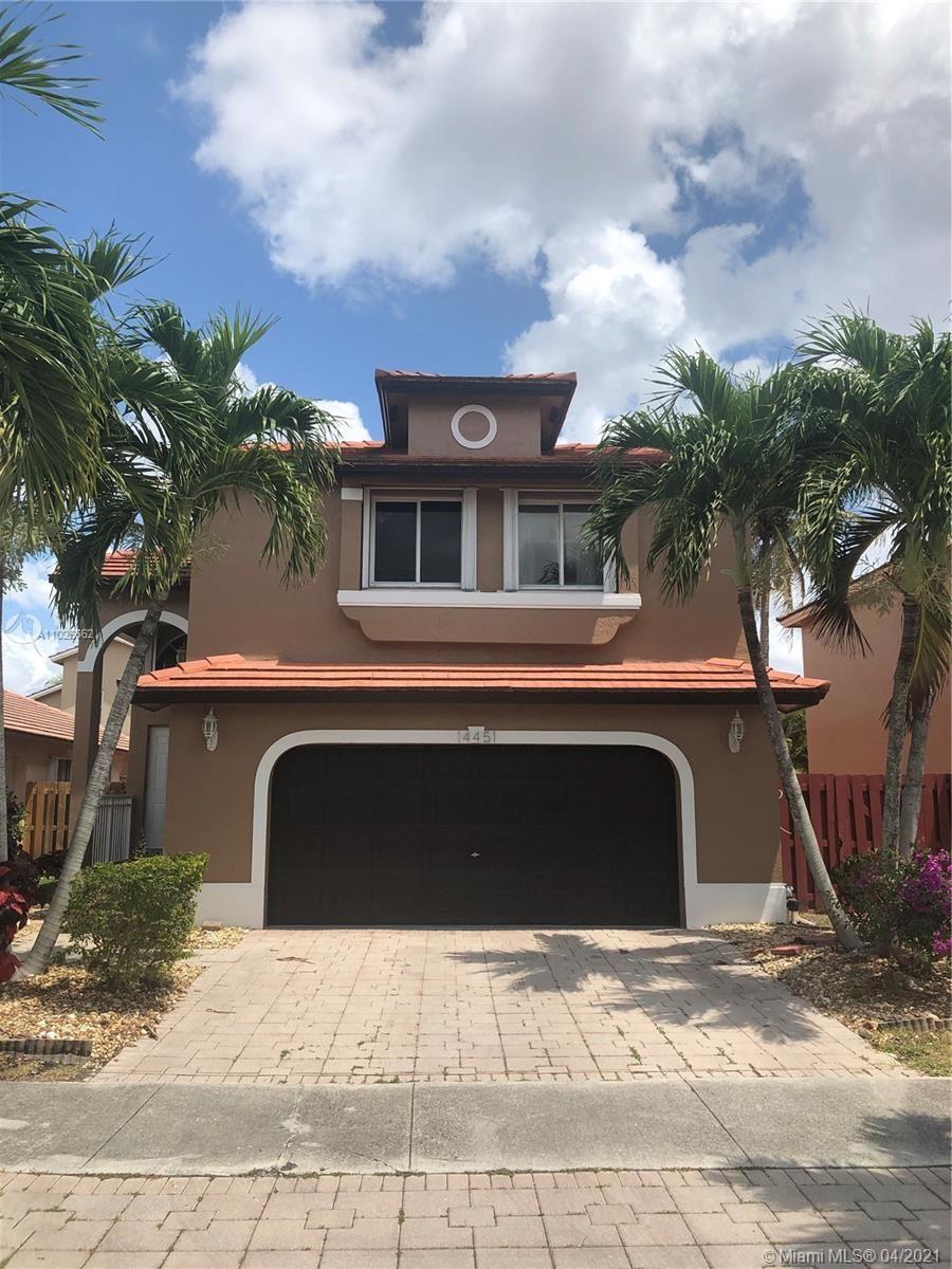 14451 SW 156th Ave, Miami, FL 33196 - #: A11026662