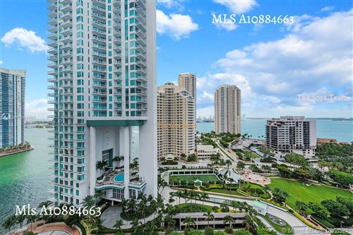 Photo of Listing MLS a10884663 in 801 Brickell Key Blvd #1912 Miami FL 33131