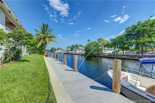 Photo of 1400 NE 55th St #203, Fort Lauderdale, FL 33334 (MLS # A10930663)