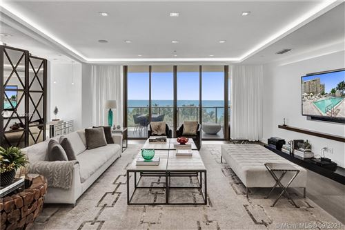 Photo of 9705 Collins Ave #601N, Bal Harbour, FL 33154 (MLS # A11093663)