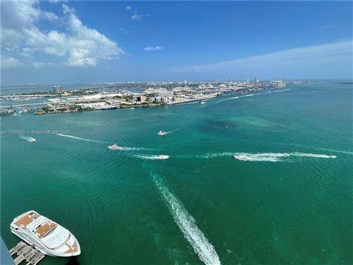 Photo of 335 S Biscayne Blvd #3912, Miami, FL 33131 (MLS # A11107663)
